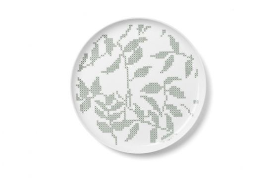 Assiette Leaves, Gry Fager Matea