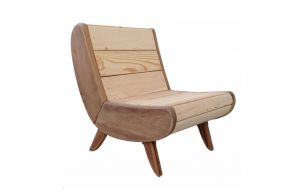 Chaise enfant Shadok, Thierry Marc Matea