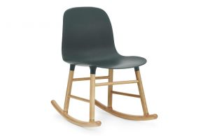 Rocking chair Form, Simon Legald Matea