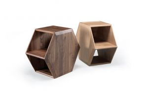 Table basse Hexa,  Matea