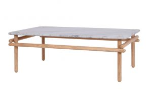 Table basse Woodmar,  Matea