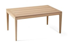 Table Buzz extensible bois, Didier Versavel Matea