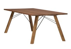Straight table wood, Ruud-Jan Kokke Matea