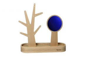 Eden jewellery tree and mirror,  Matea