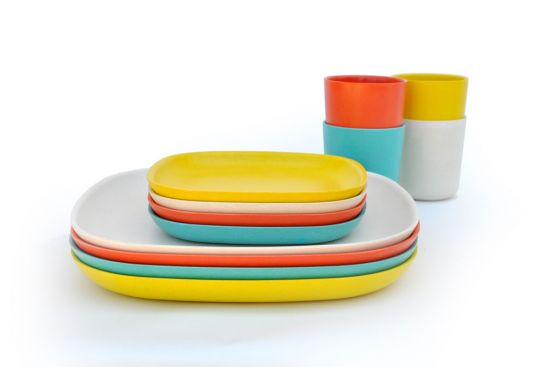 Assiettes Gusto Small set 2, Boo Louis__(
