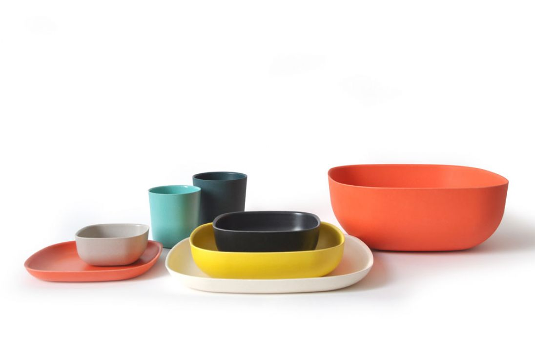 Assiettes Gusto Large set 1, Boo Louis__(
