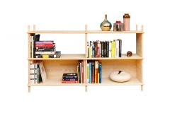 Split shelves, Didier Versavel Matea
