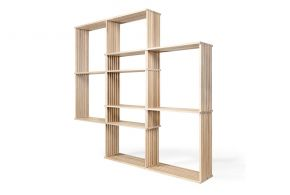 X2 shelves,  Matea