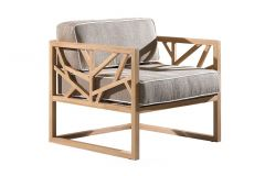 Tree lounge chair, Maud LC Matea