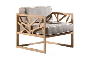 Tree lounge chair,  Matea
