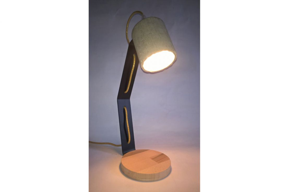 Lampe Jose-Pain, Laurent Gourier__(