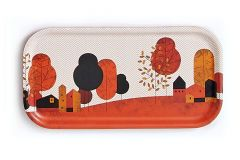 Landscape tray rectangle, Maud LC Matea