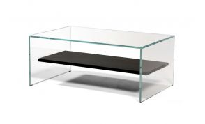 Table basse Transparence,  Matea
