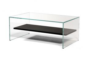 Transparence coffee table,  Matea