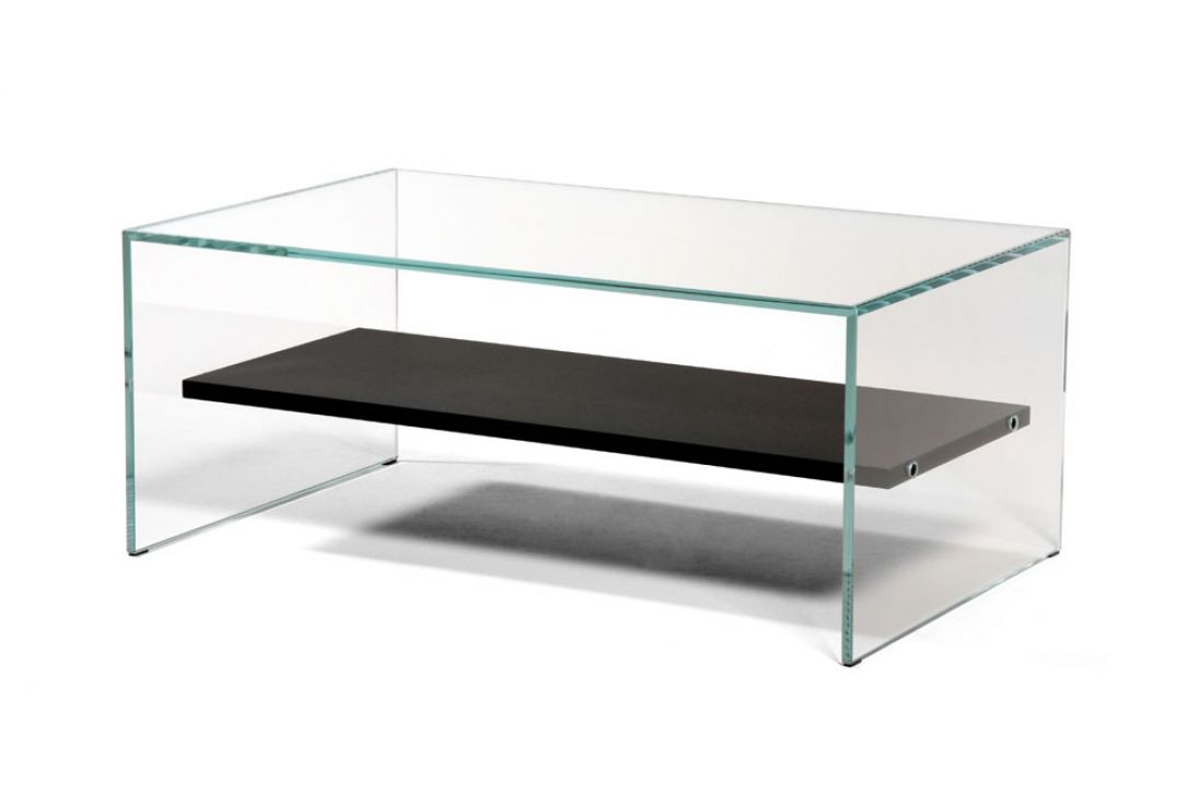 Table basse Transparence, __(