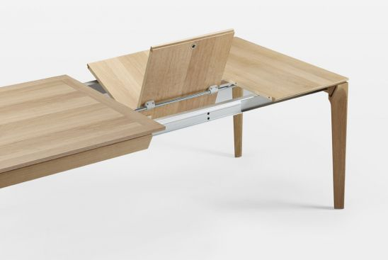Table Buzz extensible bois, Didier Versavel__(