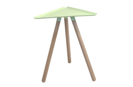 Table d'appoint Bache L'eau, Laurent Gourier Matea
