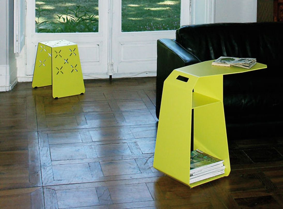 Table d'appoint Unit, Laurent Minguet__(