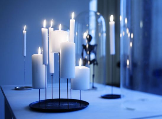 Bougeoir Multi Candle pin, Sebastian Bergne__(