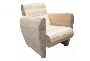 Fauteuil Club M, Thierry Marc Matea