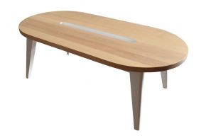 Table basse Conversation, Maud LC Matea