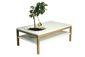 Table basse Lagune, Paul Bellila Matea