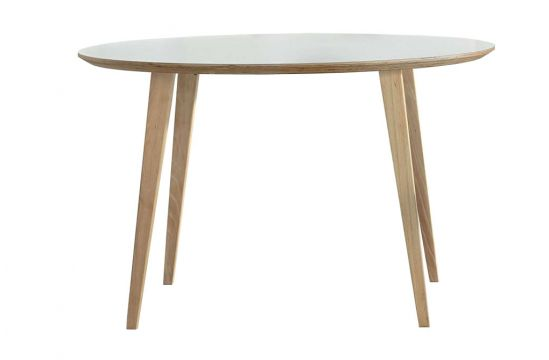 Table Bob ronde, Nadia Arratibel Matea