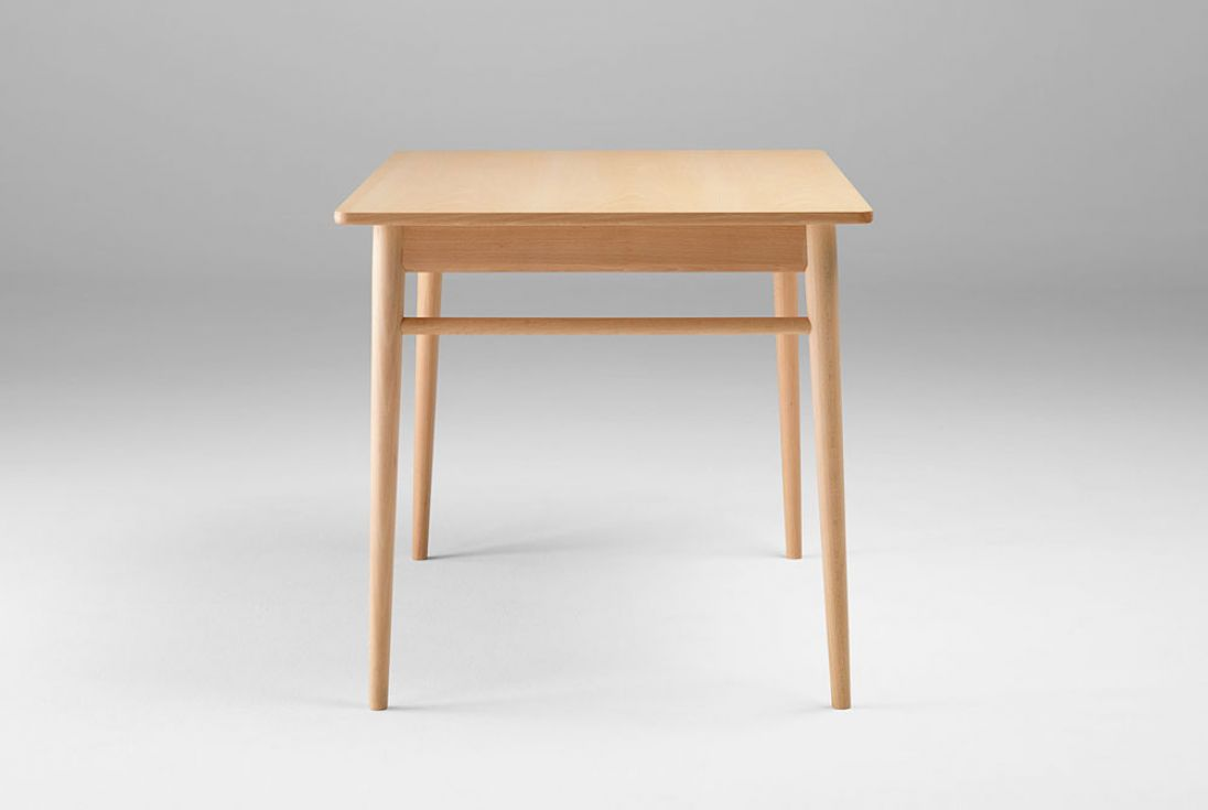 Oto table ondarreta for Table 120 cm extensible