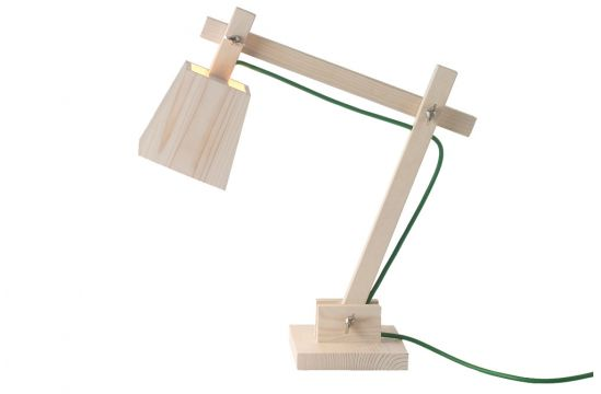 Wood Lamp, TAF Architects Matea